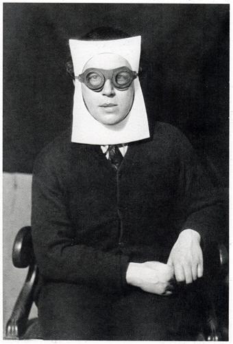 André Breton - Man Ray
