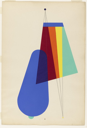 Long Distance from the portfolio Revolving Doors, 1926 - Man Ray