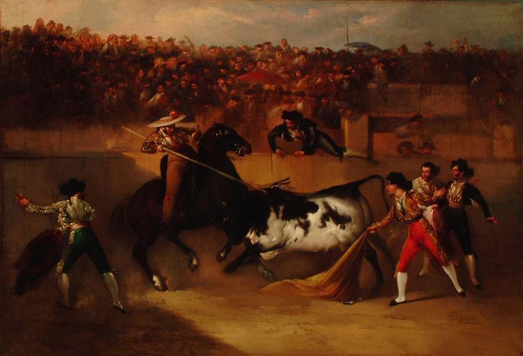 Suerte de varas - Manuel Rodríguez de Guzmán