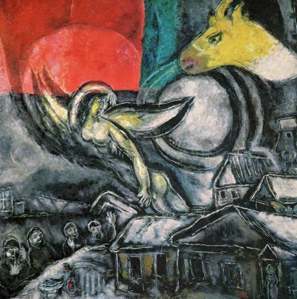 Easter, 1968 - Marc Chagall