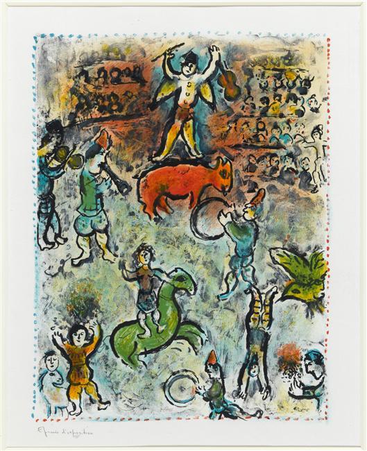 Vie de classe rpi challuy sermoise for Chagall tableau
