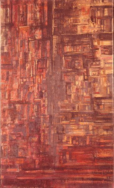 Untitled, 1978 - Maria Helena Vieira da Silva