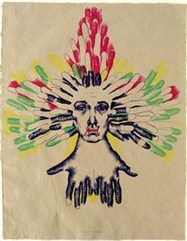 Cultural Head - Марісоль Ескобар