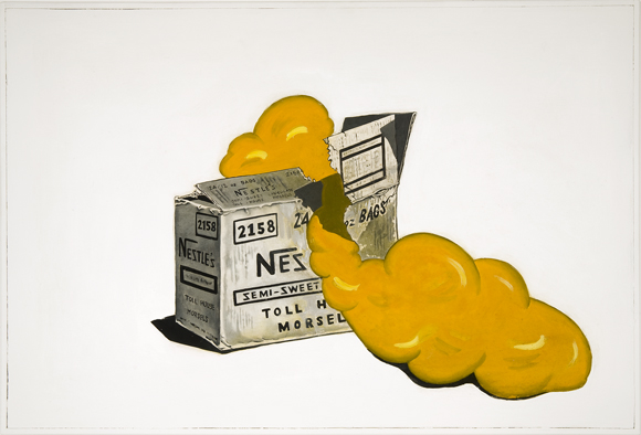 Nestle's Box, 1973 - Marjorie Strider