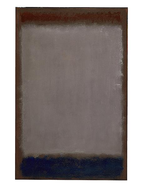 Lavender and Mulberry, 1959 - Mark Rothko
