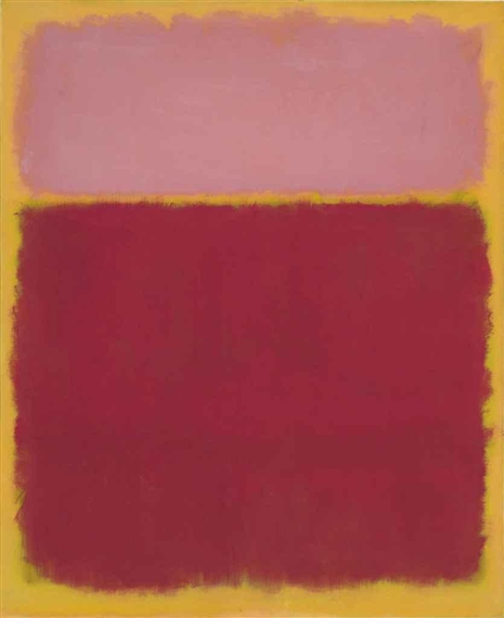 Untitled (No. 17), 1961 - Mark Rothko