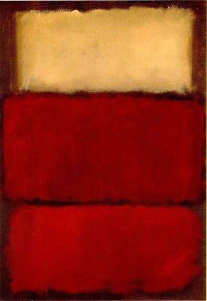 Red, 1964 - Mark Rothko
