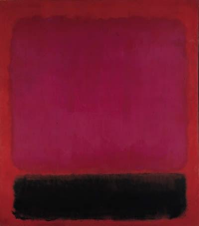 Untitled, 1967 - Mark Rothko