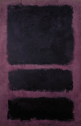 Untitled, 1968 - Mark Rothko