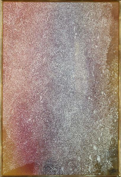Canticle, 1954 - Mark Tobey