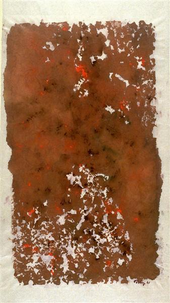 Untitled, 1961 - Mark Tobey