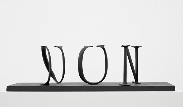 Oui/Non, 2001 - Маркус Ретц