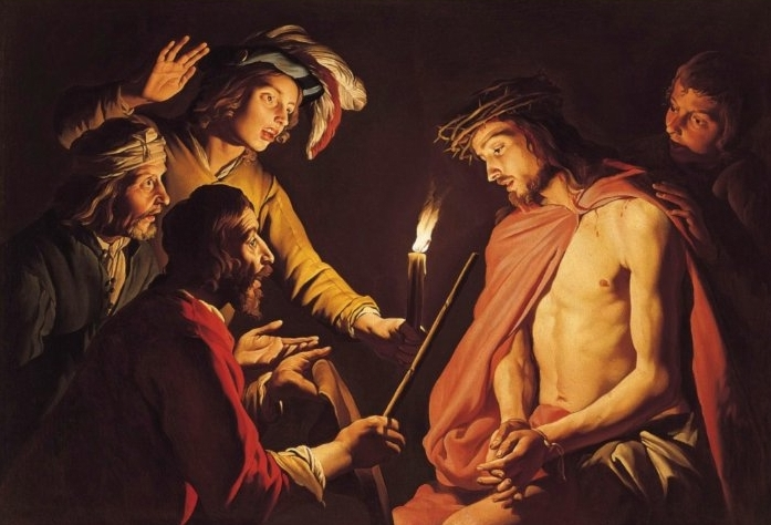 Christ Crowned with Thorns, c.1633 - c.1639 - Matthias ...