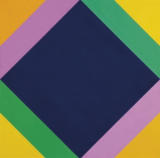Komposition, 1974 - Макс Билл