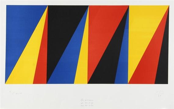 Untitled, 1973 - Max Bill