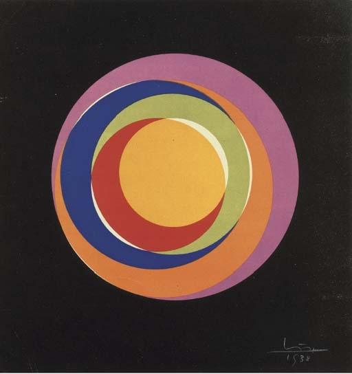 Variation 8, 1938 - Макс Білл