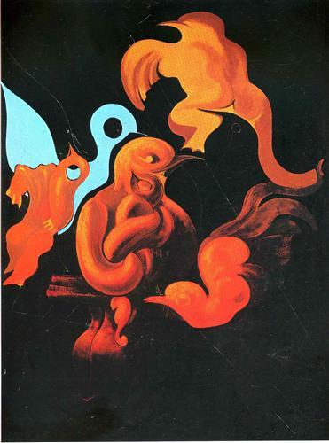 After Us Motherhood - Max Ernst