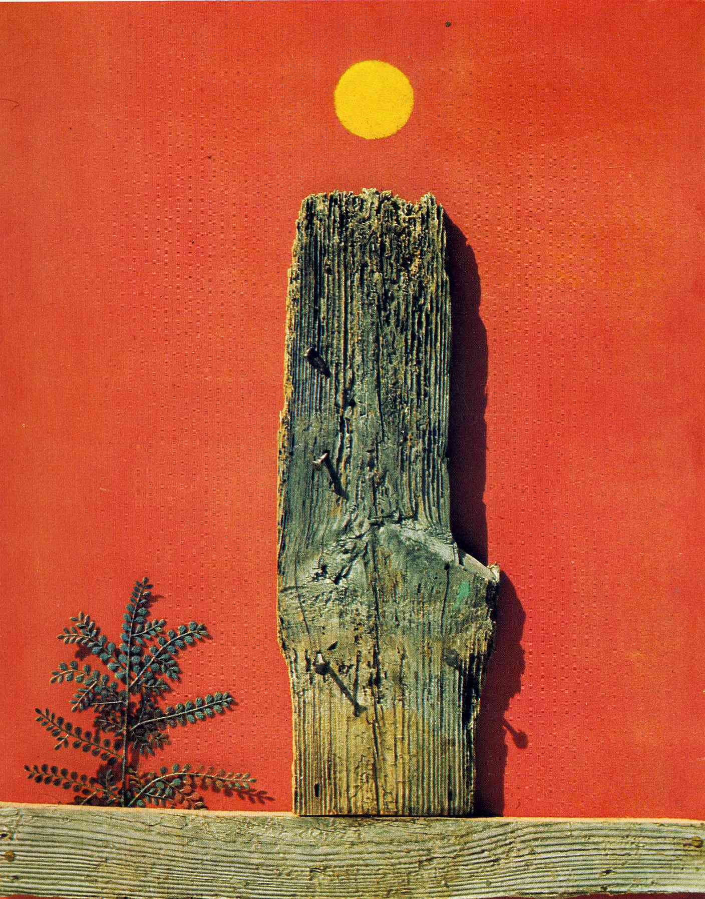Red Forest 1970 Max Ernst Wikiart Org