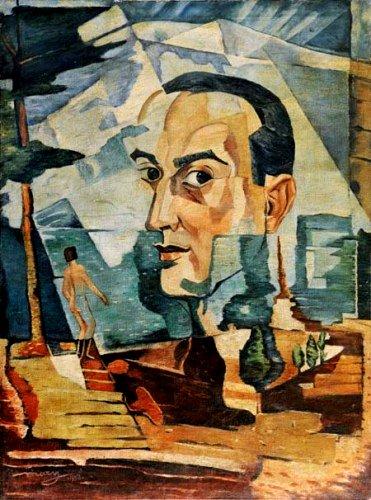 Self-Portrait, 1932 - M. H. Maxy