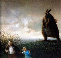 Happy Easter - Michael Sowa
