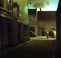 Haunted City - Michael Sowa