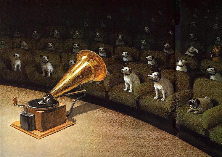 Their Master's Voice - Michael Sowa