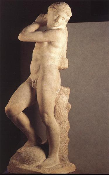 Apollo, 1530 - Michelangelo