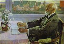 Ivan Petrovich Pavlov - Mikhail Nesterov
