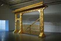 Arch of Triumph - Mircea Cantor