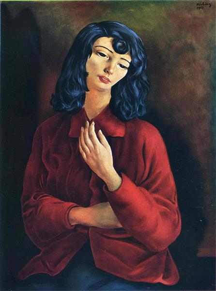 not identified, 1952 - Moise Kisling