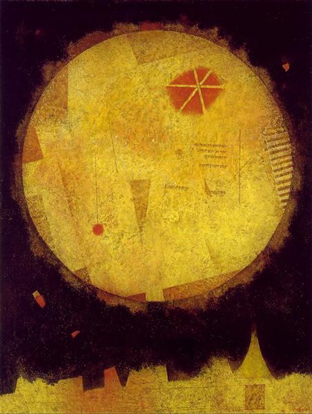 La Rosette pour Rikuda, 1987 - Mordecai Ardon