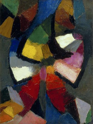 Synchromy No. 6, 1914 - Morgan Russell