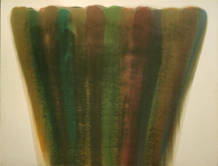 Buskin, 1959 - Morris Louis