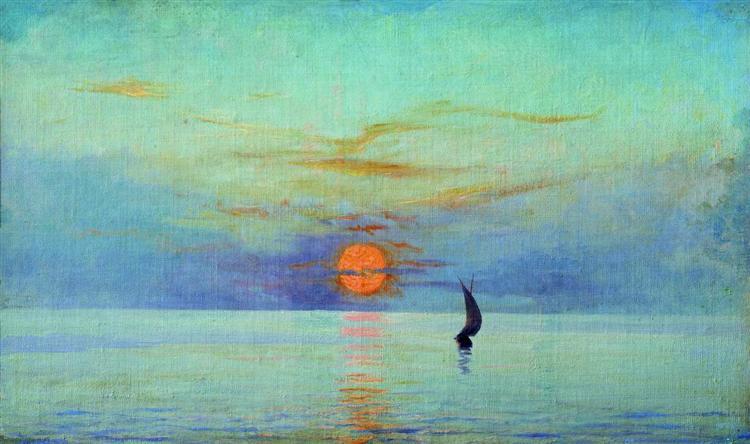 Sunset - Николай  Ярошенко