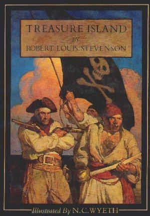 Treasure Island Scribner, 1911 - N.C. Wyeth