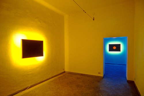 Light Progressions, 1993 - Nanda Vigo
