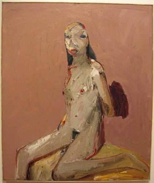 Imi, 1989 - Nathan Oliveira