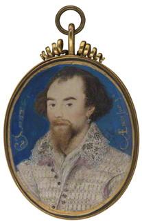 George Clifford, 3rd Earl of Cumberland, 1588 - Nicholas Hilliard