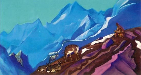 Book of Life, 1939 - Nicholas Roerich - WikiArt.org