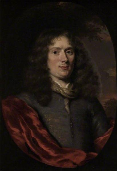 Portrait of a Young Man, 1693 - Николас Мас