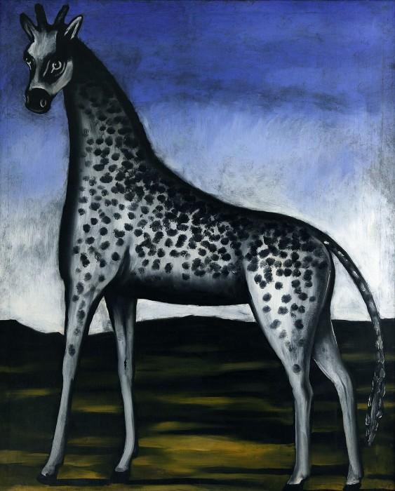 Giraffe, 1905
