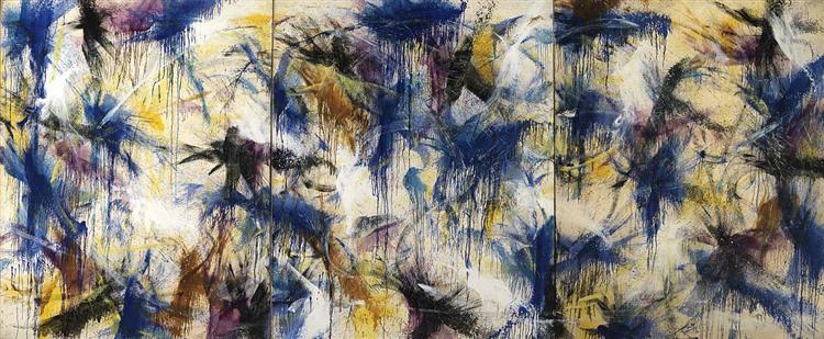 Aritic, 1959 - Norman Bluhm