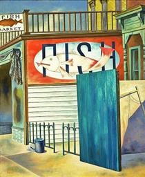 Brooklyn Piscatorial - O. Louis Guglielmi