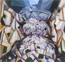 Abstract Landscape - Oleksandr Bogomazov