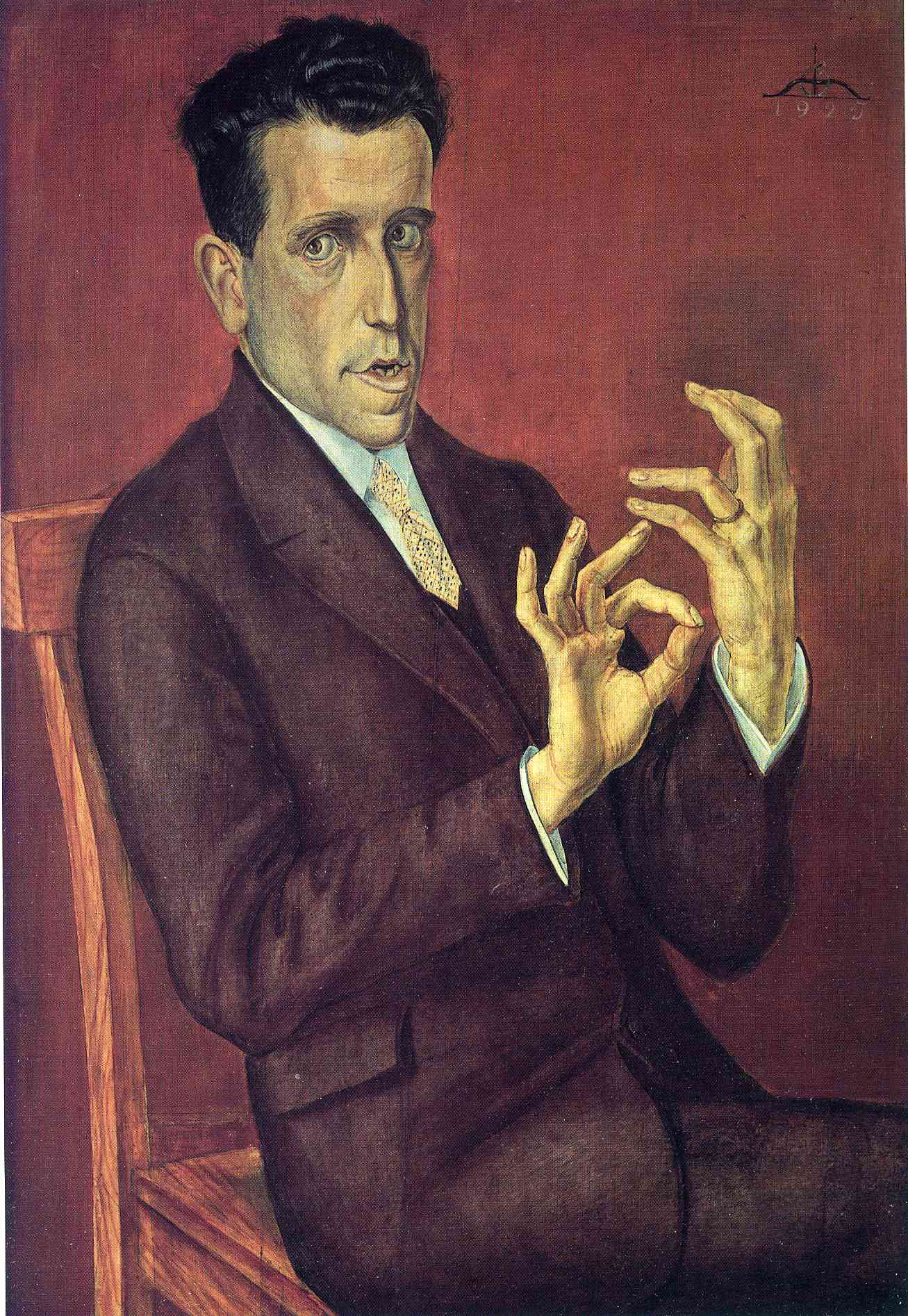 otto dix Art of the 20th century  art styles in 20th century - art map  otto dix otto dix (b untermhaus, nr gera, 2 dec 1891 d singen, 25 july 1969)german painter, printmaker and watercolourist.