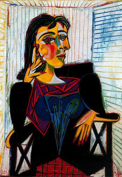 「portrait of dora maar」的圖片搜尋結果