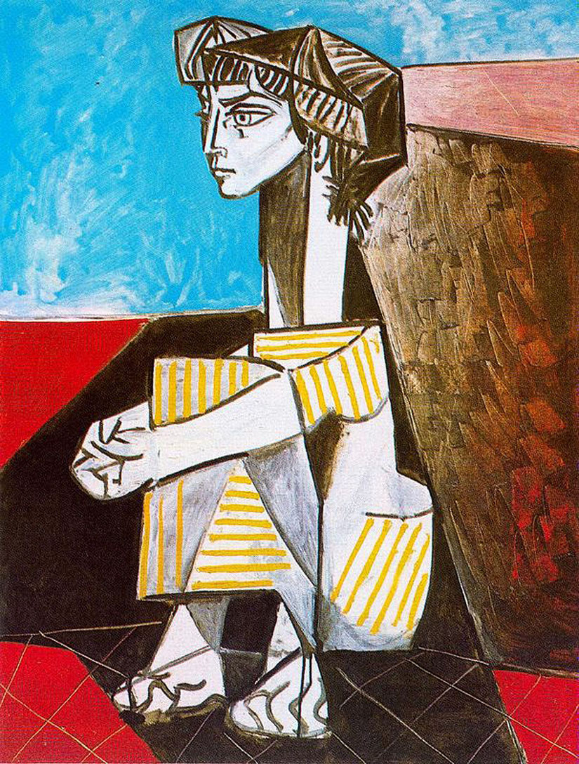 Art History News Picasso Masterpieces From The Mus 233 E