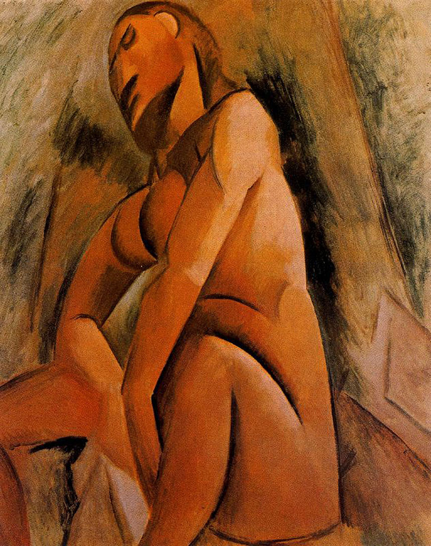 Picasso Nude Women