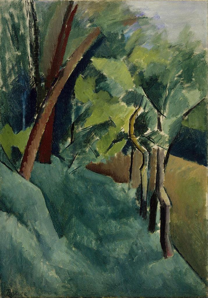 Landscape, 1914