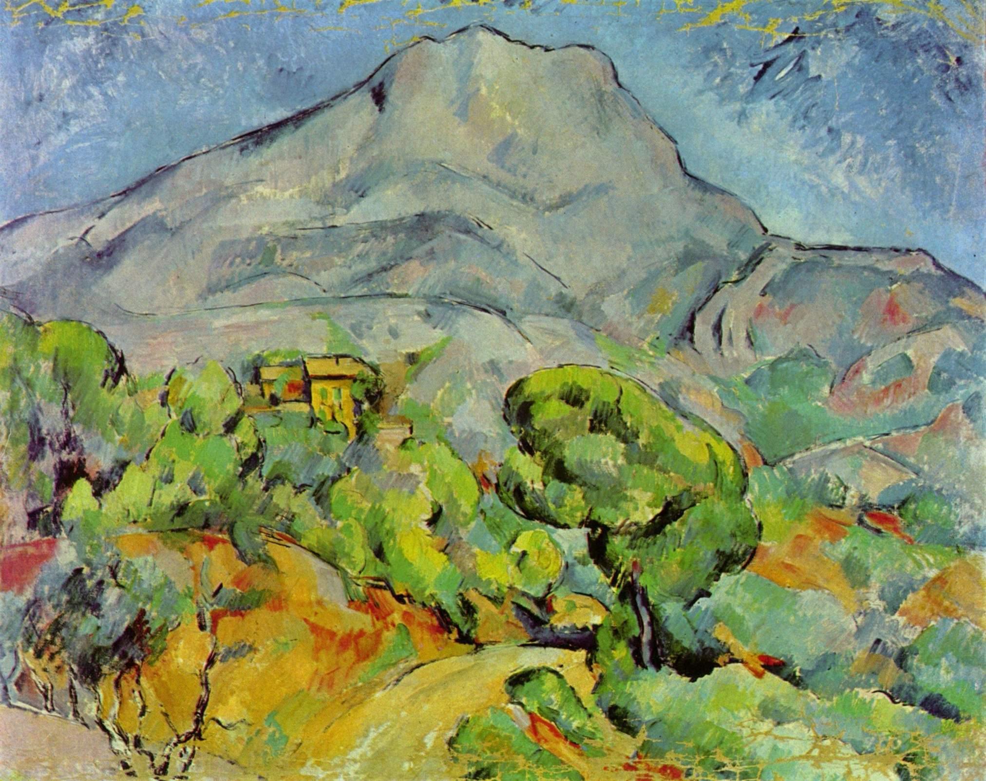cezanne impressionism